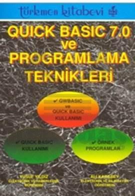 Quıck Basıc 7.0 ve Programlama Tek.