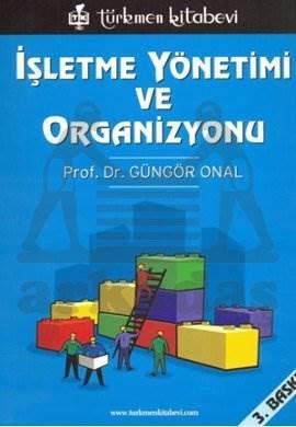 İşletme Yönetimi ve Organizasyonu