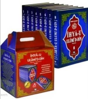İhya-U Ulumi'd-Din (8 Cilt Takım)