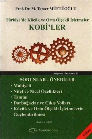 Türkiye'de Küçük Ve Orta Ölçekli İşletmeler Kobi'ler