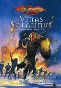 Vinas Solamnus; Kayıp Efsaneler 1