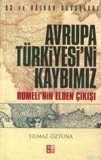 Avrupa Türkiyesi'n ...