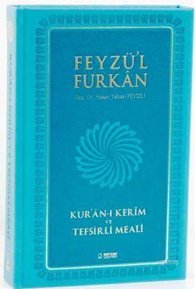 Feyzü'l Furkan Kur'an-I Kerim Ve Tefsirli Meali - Orta Boy - Mıklepli