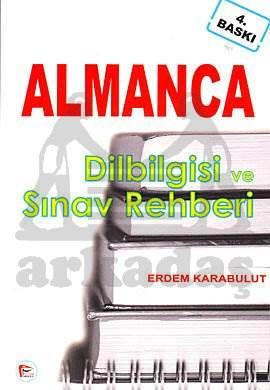 Almanca; Dilbilgis ...