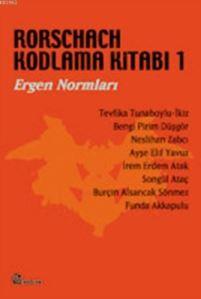 Rorschach Kodlama Kitabı 1; Ergen Normları