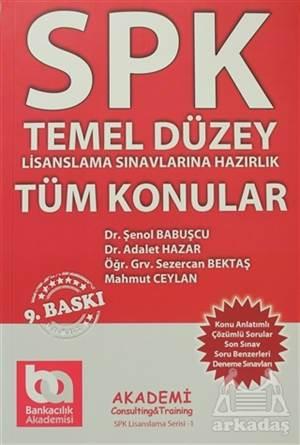 SPK Temel Düzey (T ...