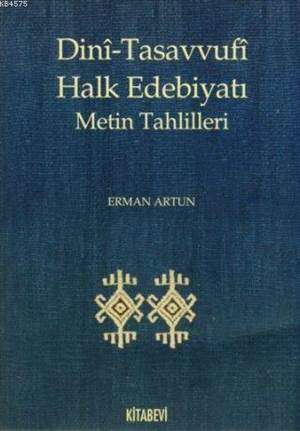 Dini Tasavvufi Halk Edebiyati