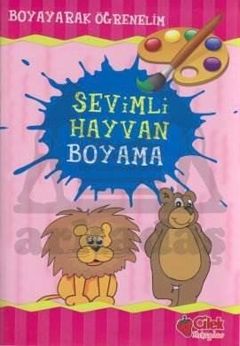 Sevimli Hayvan Boyama 1