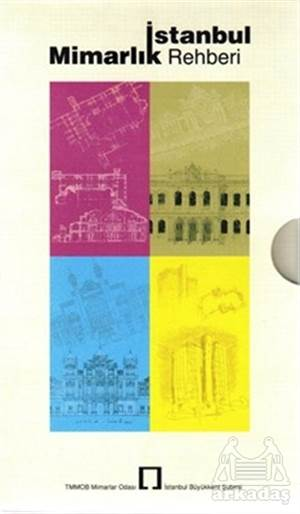 İstanbul Mimarlık Rehberi (5 Cilt Takım Kutulu)
