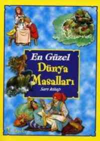 En Güzel Dünya Masalları - Sarı Kitap