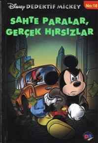 Dedektif Mickey - Sahte Paralar, Gerçek Hırsızlar