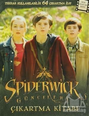 Spiderwick Günceleri Çıkartma Kitabı