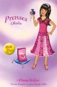 Prenses Okulu 17 - Prenses Lauren ve Elmas Kolye; Yakut Köşklerde, 7+ Yaş