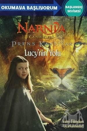 Narnia Günlükleri Prens Kaspiyan Lucy'Nin Yolu