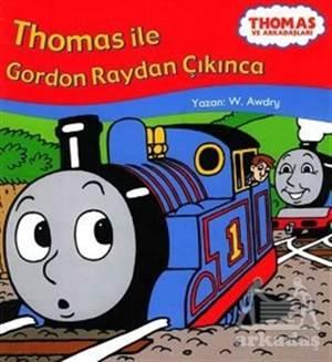 Thomas İle Gordon Raydan Çıkınca