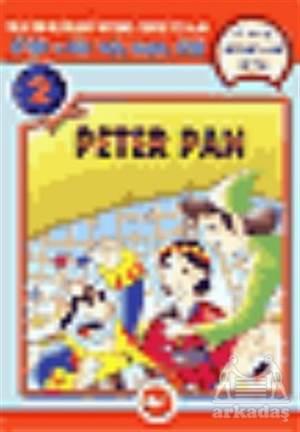 Peter Pan Bitişik Ve Eğik Yazılı Masallar