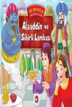 Alaaddin Ve Sihirli Lambası; Üç Boyutlu Masallar
