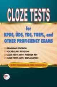 Cloze Tests For; <br/>KPDS, ÜDS, YD ...