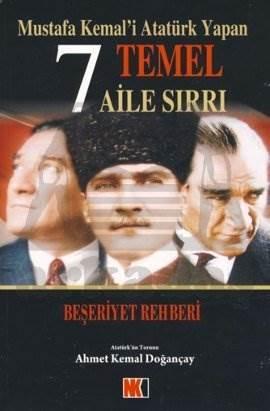 Mustafa Kemal´i Atatürk Yapan 7 Temel Aile Sırrı