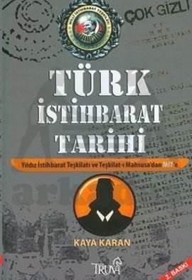 Türk İstihbarat Tarihi