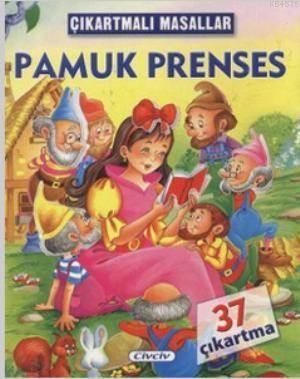 Çıkartmalı Masallar - Pamuk Prenses