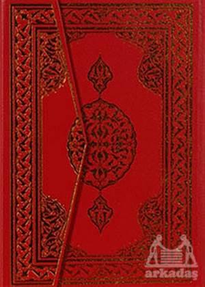 Rahle Boy İki Renkli Kur'An-I Kerim (Bilg. Hattı)