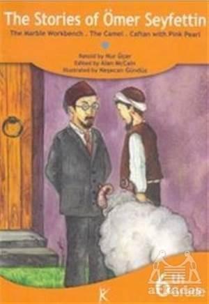 6. Sınıf İngilizce Ömer Seyfettin Hikayeleri  (2 Kitap Takım)