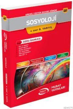 6081 Sosyoloji 4.Sınıf 8.Yarıyıl