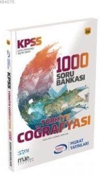 1094 - KPSS Türkiye Coğrafyası 1000 Soru Bankası