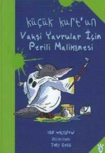 Küçük Kurtun Vahşi Yavrular İçin Perili Malikanesi