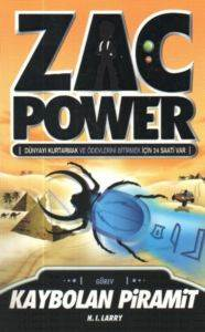 Zac Power 3 - Kaybolan Piramit