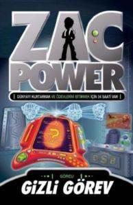 Zac Power 12 - Gizli Görev
