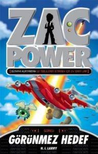 Zac Power 13 - Görünmez Hedef