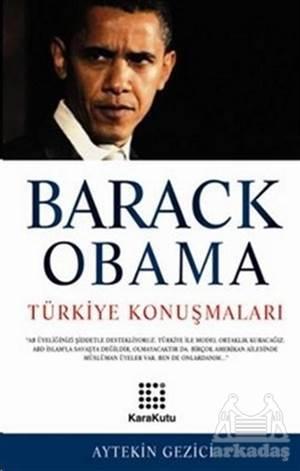 Barack Obama Türkiye Konuşmaları