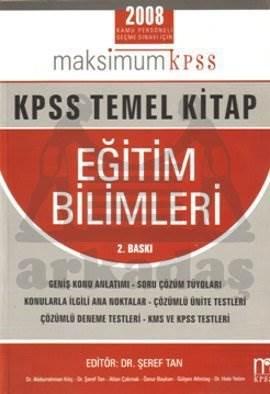 Eğitim Bilimleri KPSS Temel Kitap