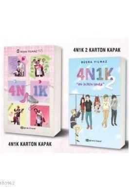 4N1K Set (Karton Kapak, 2 Kitap)
