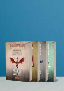 Alcatraz Dizisi 4 Kitap