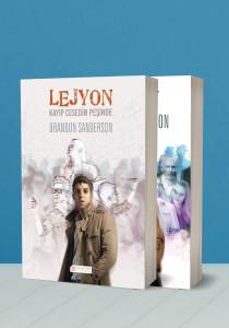 Lejyon Dizisi 2 Kitap
