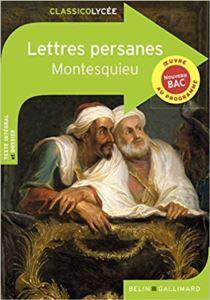 Lettres Persanes N ...