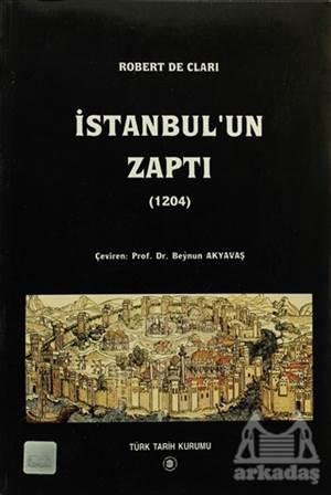 İstanbul'Un Zaptı (1204)