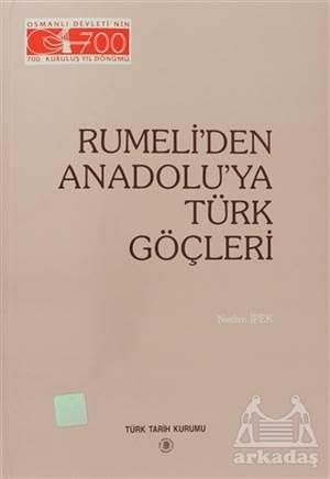Rumeli'Den Anadolu'Ya Türk Göçleri