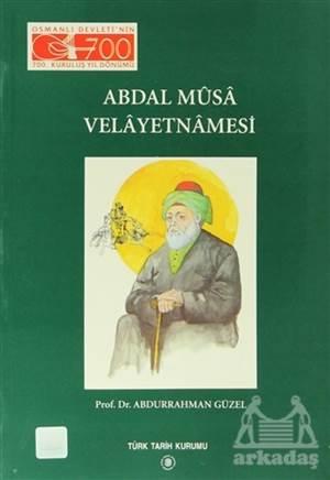 Abdal Musa Velayetnamesi