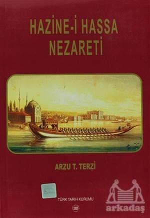 Hazine-İ Hassa Nezareti