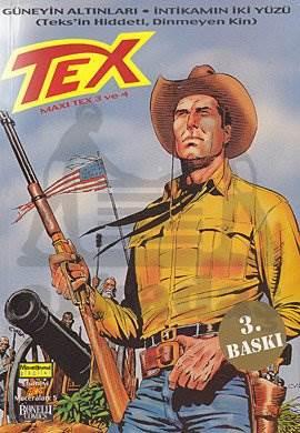 Tex / Maxi Tex 3 ve 4