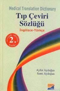 Tıp Çeviri Sözlüğü İngilizce-Türkçe