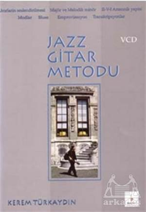 Jazz Gitar Metodu (CD'li)