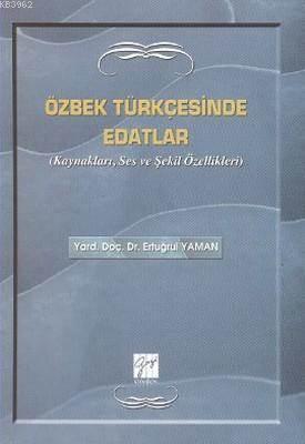 Özbek Türkçesinde  ...