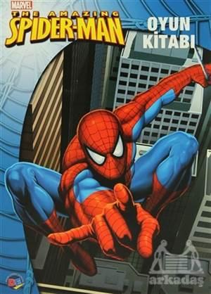 Spiderman Oyun Kitabı