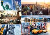 New York - Collage ...