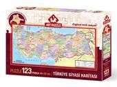 Türkiye Siyasi <br/>Haritası